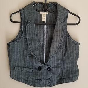 Urban Life Grey Jeans Vest